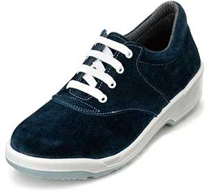 ANL3011 女性用安全靴ベロア
