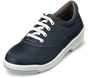 ANL3011B 女性用安全靴人工皮革