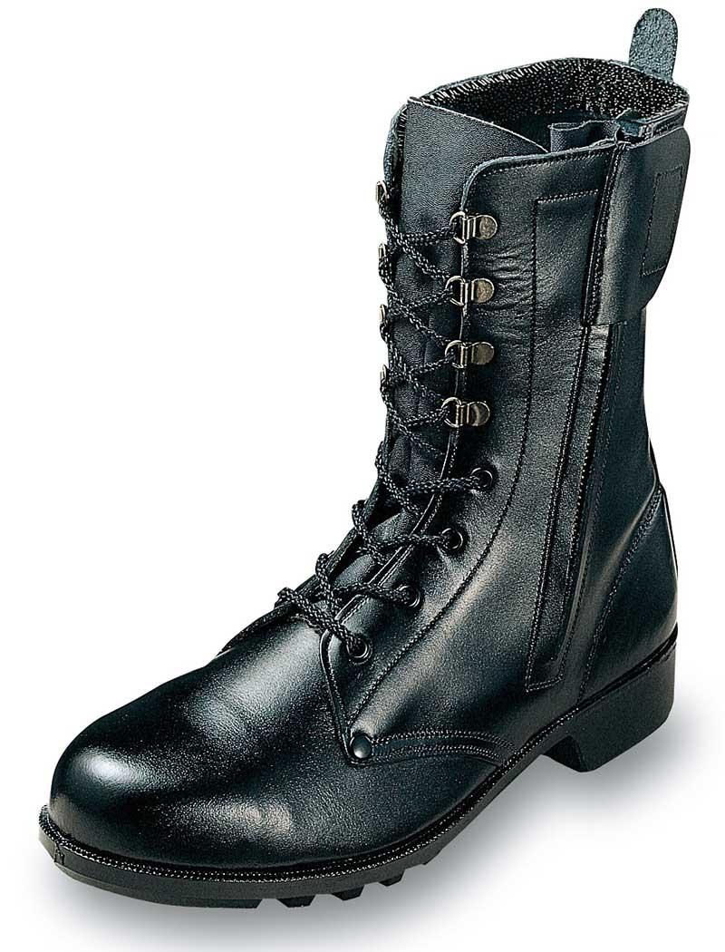 CH511安全靴長編みチャック付