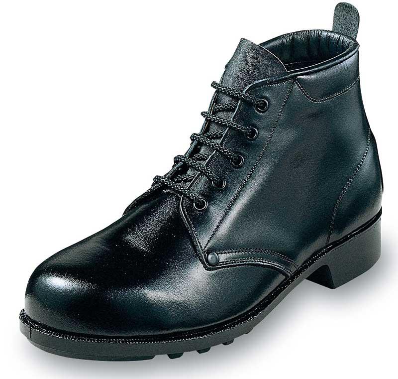S212P安全靴中編み