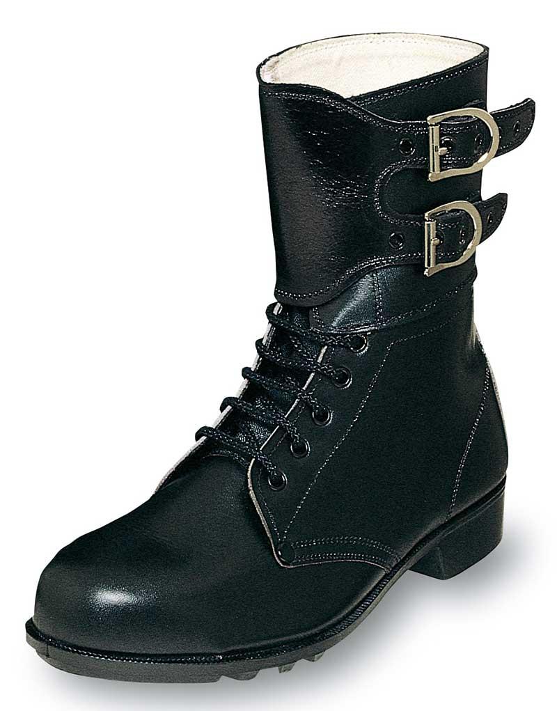 S230安全靴編上げ脚絆付