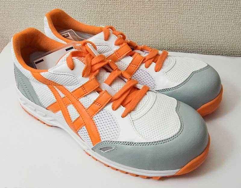 FIS33L-0190ホワイト×オレンジ
