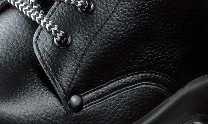 AG212:安全靴中編み